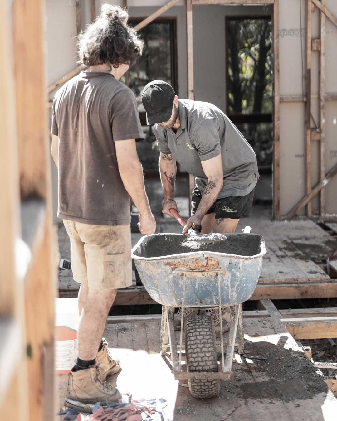 Preston Builders T2